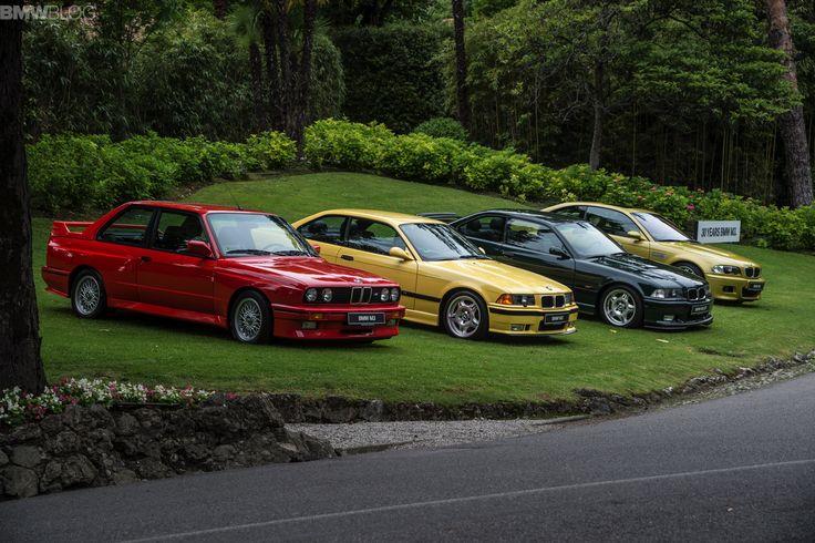 Как BMW отпраздновали 30-летие M3  В рамках выставки Concorso d'Eleganza Villa d'Este 2015 BMW так же отпраздновали30-летие культового M3. Именно 3 десятилетия назад инженеры BMW в первый раз предложили нам спортивный автомобиль среднего размера, который прочно закрепился в нашем со�