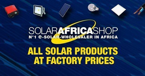 SOLAR AFRICA SHOP :  BtoB SOLAR website ! ALL products at FACTORY PRICES !! DIRECT from MANUFACTURERS !! NO intermediaries ! REGULAR DHL shiplines to 24 countries !  http://ift.tt/2zAto6I  #SolarAfricaShop #PV #solarafrica #photovoltaic #BtoB #renewableenergy #greenenergy #solarpower #solarenergy #offgrid #sustainabledevelopment #solarpanels #africa #Afrique
