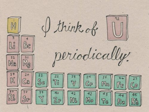 "28 Pick Up Lines For Science Majors  ""You look familiar -- did we have class together? I could've sworn we had chemistry."""