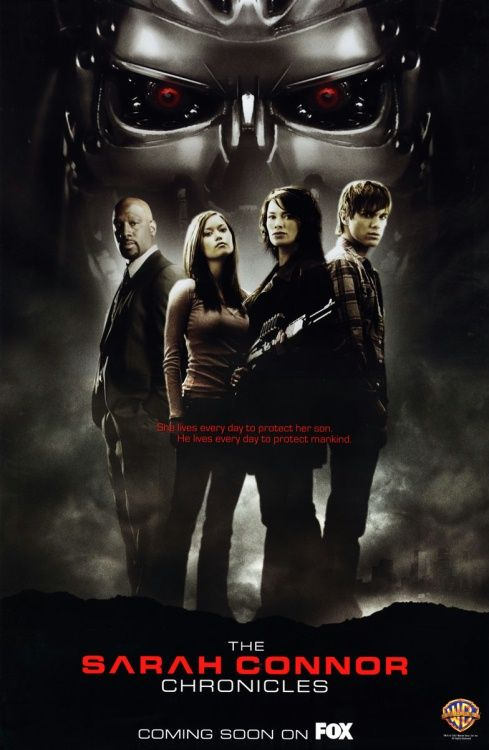 Terminator: The Sarah Connor Chronicles (2008-2009) Set after the events in 'Terminator 2' Sarah Connor and her son John, trying to stay under-the-radar from the government as they plot to destroy the computer network Skynet in hopes of preventing Armageddon.