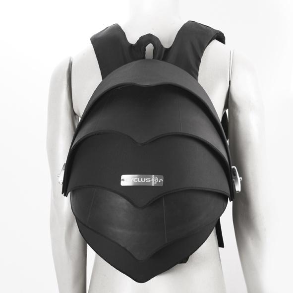 Pangolin Bag (Fair Trade Motorcycle Backpack)