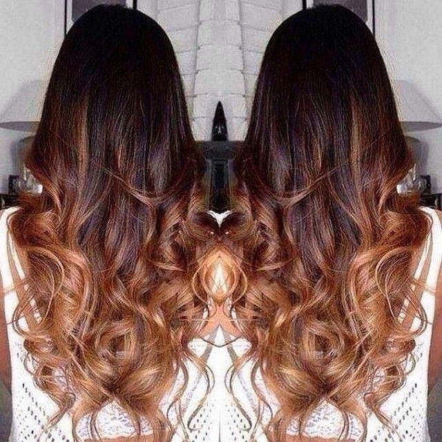 The Latest Brown Ombre Hair Colors at Blog.vpfashion.com
