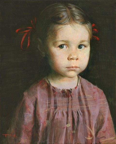 by Tatyana Chuvasheva http://art.mirtesen.ru/blog/43452211290/SHyopot-detstva.-Tatyana-CHuvasheva.-(rod.-1977-g.)