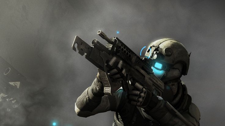 tom clancys ghost recon future soldier, soldiers, machine…