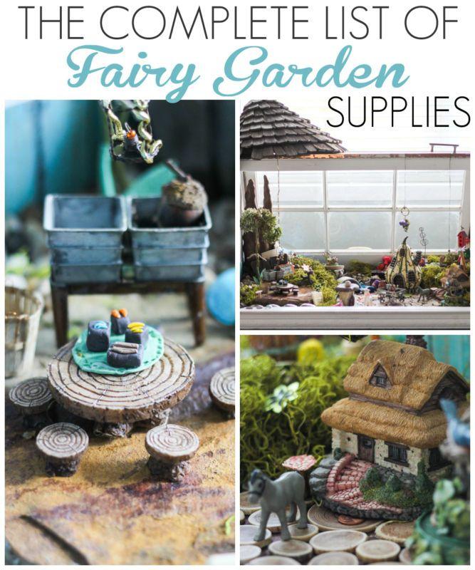 How to DIY an Epic Fairy Garden