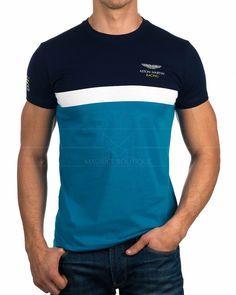 Camiseta Hackett Aston Martin - Stipe Tee   Envío Gratis