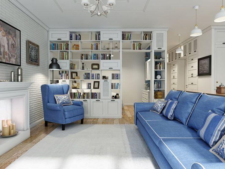 прованс в интерьере квартиры