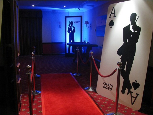 32 best james bond themed party ideas images on pinterest for 007 table decorations