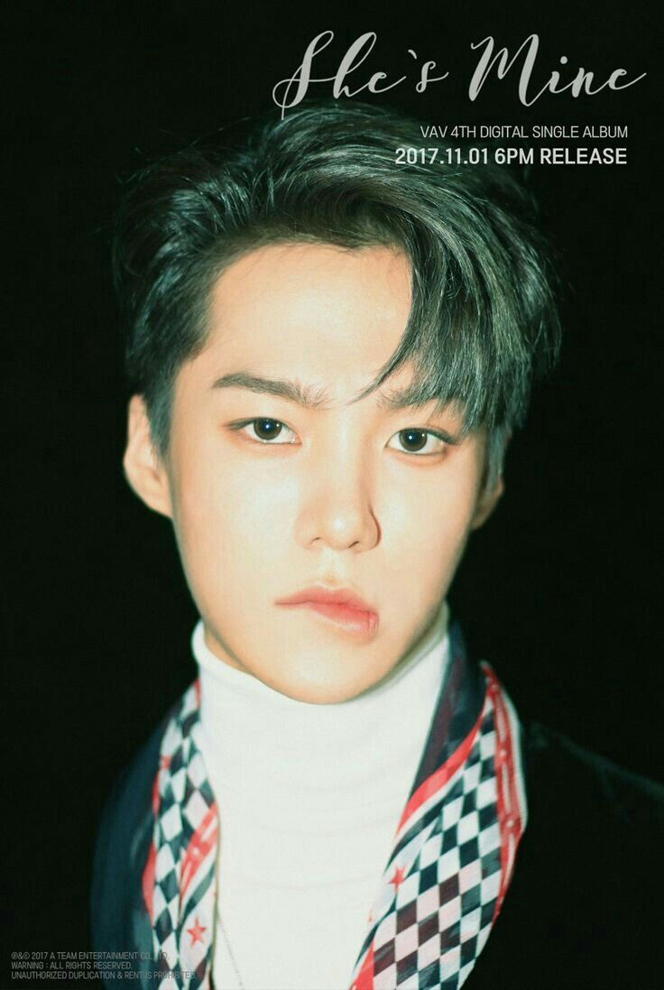 Kpop Idol As Your Zakonczone Vav Boy Music Pop Group