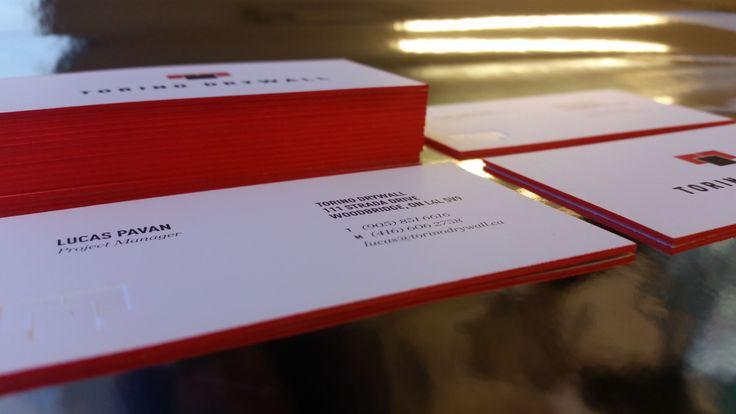 How thick? 43 points. UV offset, blind deboss, duplexed & edge-print on @DomtarPaper Cougar Opaque via @espresslabs!