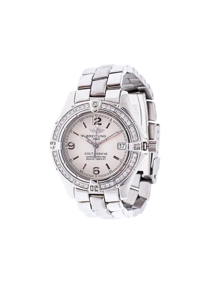 Breitling 'Colt Ocean' analog watch, Women's, metallic