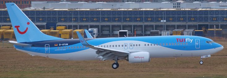 FlightMode: TUI Group has placed order with Boeing for 10 B737...