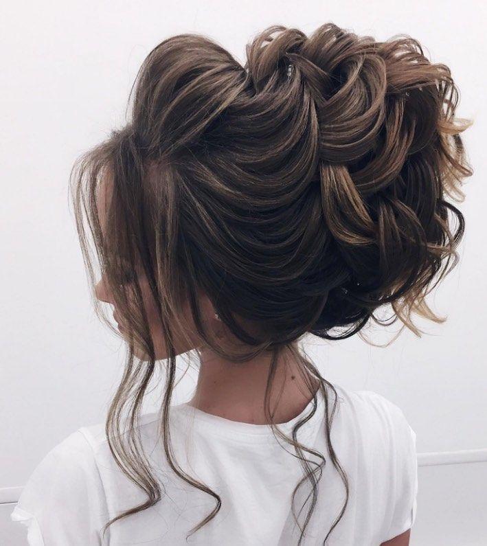 Hairstyle en vedette: coiffures et maquillage de mariage Elstile; www.elstile.com…