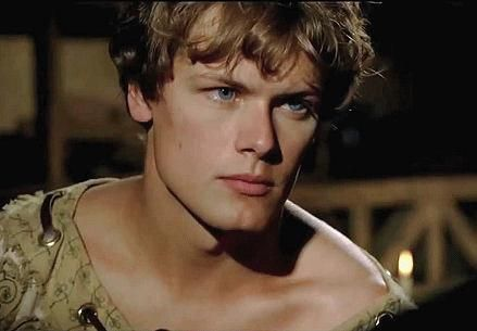 Sam Heughan in Young Alexander the Great (2010)