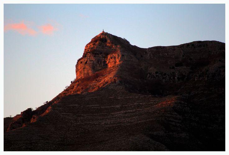 Al monte Redentore