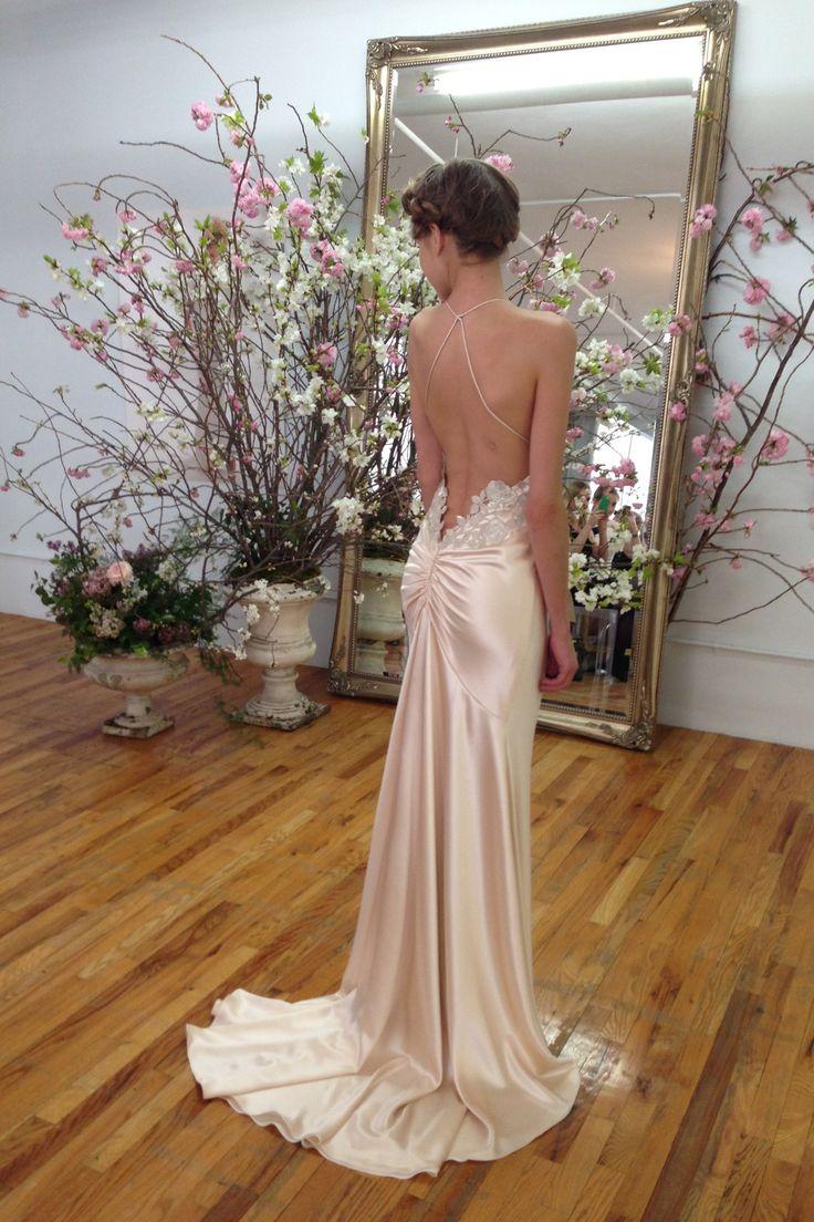 Elizabeth Fillmore - New York Bridal Market - Spring 2015