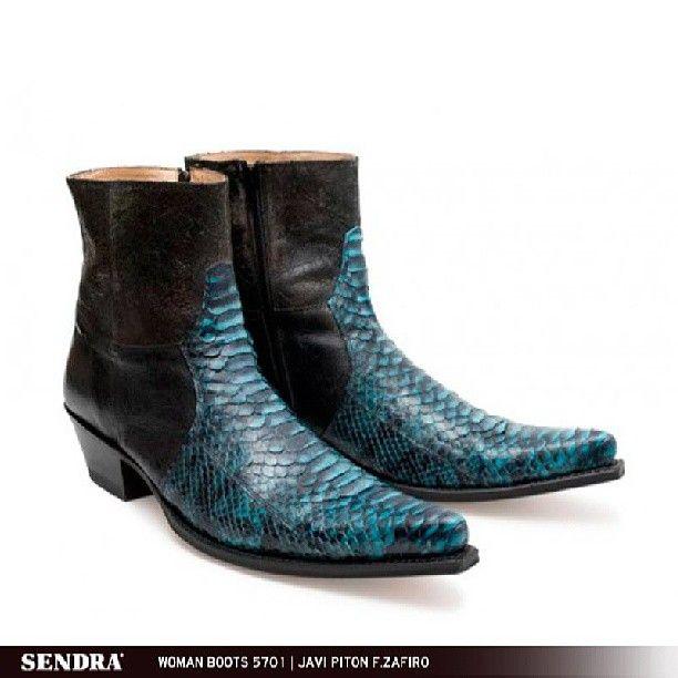 Botín de Sendra Boots
