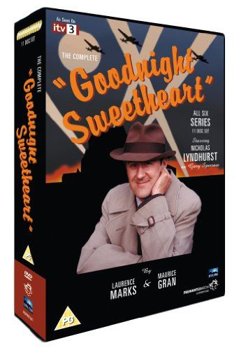 Goodnight Sweetheart: The Complete Collection 11 Disc Box Set 1993 DVD: Amazon.co.uk: Nicholas Lyndhurst, Victor McGuire, Christopher Ettrid...