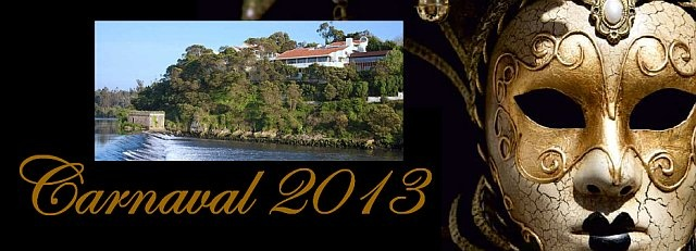 Santana Hotel convida-o para o Jantar e Baile de Carnaval 2013 | Vila do Conde | Escapadelas ®