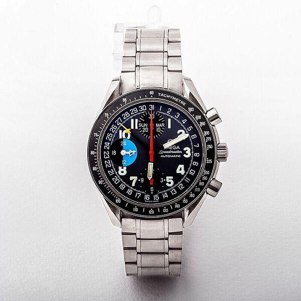 Omega Speedmaster Triple Date Watch