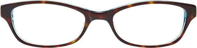Vera Bradley Tortoise Oval Frames for Women Visionworks ...