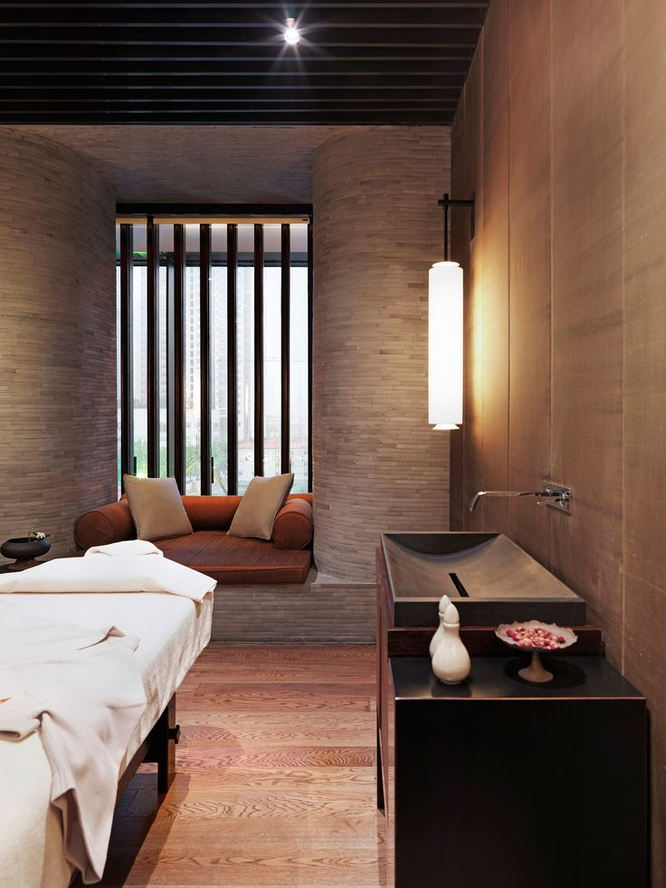 The PuLi Hotel and Spa - Shanghai, China Situated...   Luxury Accommodations