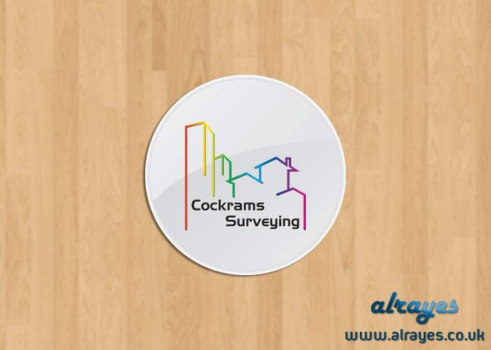 Cockrams Suverying Logo