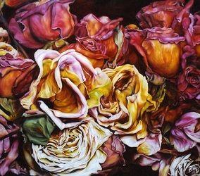 Marcella Kaspar's dark and beautiful work...