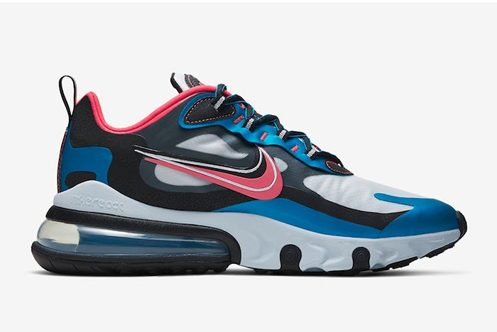 Nike Stick To The Script For New Air Max 270 React Roupas