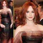 Fav!!: Fashion Icons, Gala, Christina Hendricks