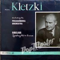 Paul Kletzki Conducting The Philharmonia Orchestra Sibelius Symphony No.1 In E Minor 33CX 1311 Muzyka Klasyczna Płyty Winylowe Sklep