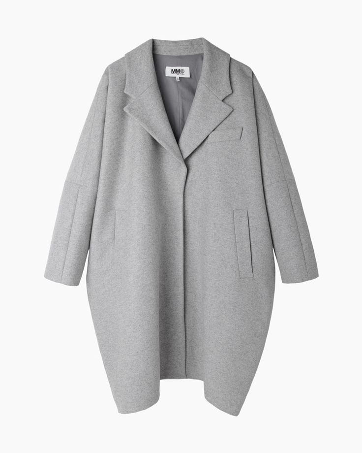 MM6 by Maison Martin Margiela / Cocoon Coat