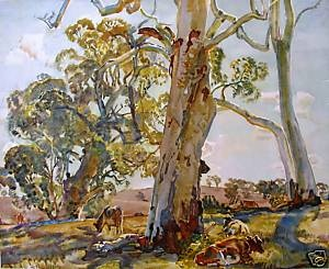 "Hans Heyson ""Country Gums"""
