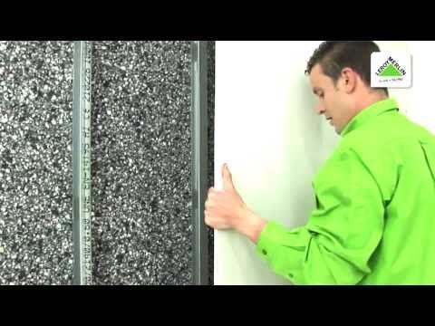 Cómo construir tabiques de cartón yeso (Leroy Merlin) - YouTube