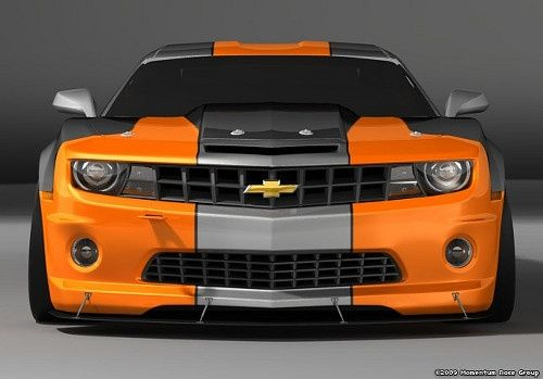 Muscle car - nice photo