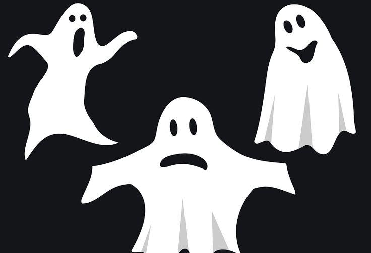#Halloween. Le bon vieux fantôme avec un drap blanc type Casper ne fait plus vraiment fureur. Pourtant on a longtemps matérialisé les fantômes ainsi. Explications.