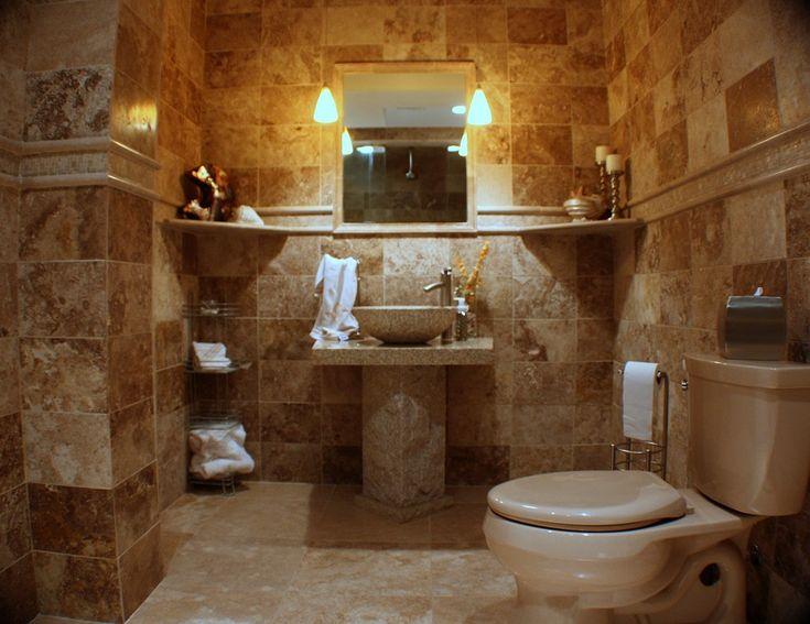 10 best travertine bathroom images on pinterest bathroom for Bath remodel chicago