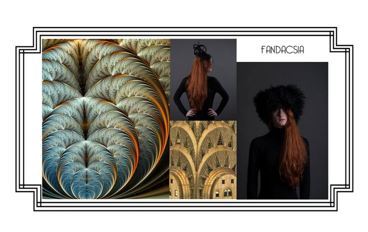 Fandacsia hats and head accessories