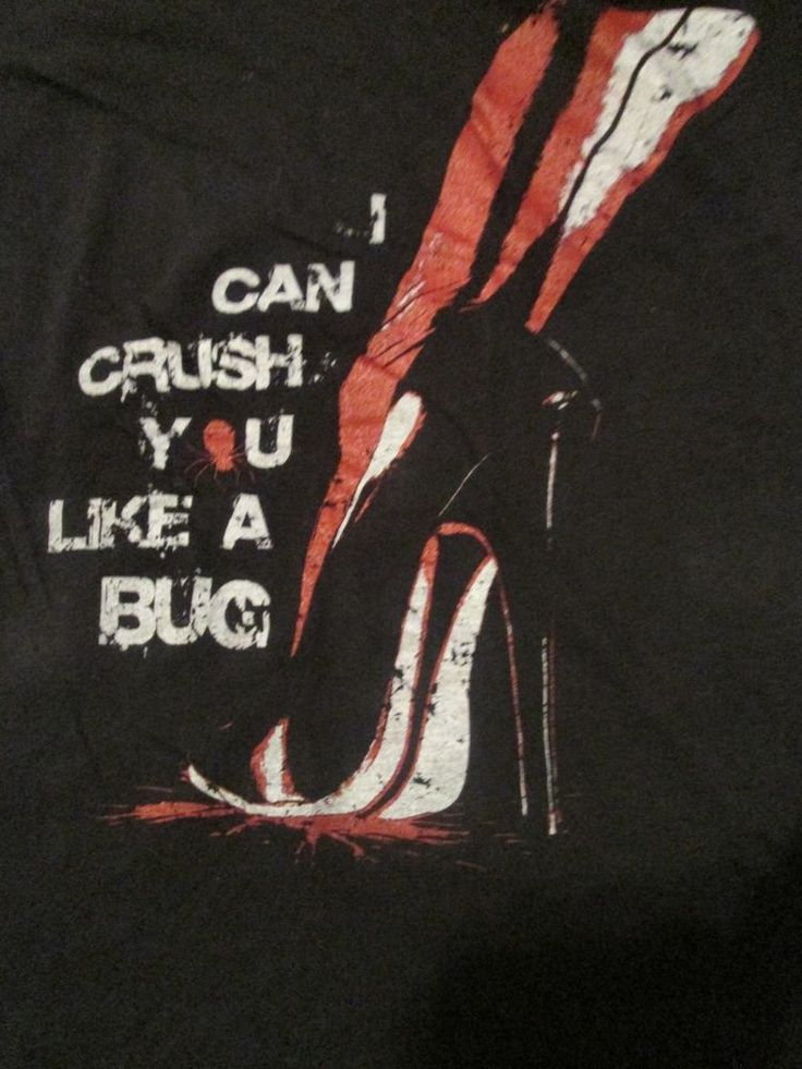 High heel shoes switchblade stiletto crush you like a bug for I like insects shirt