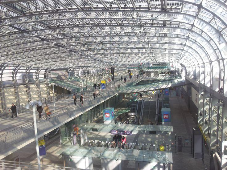 La nuova stazione di #Porta #Susa