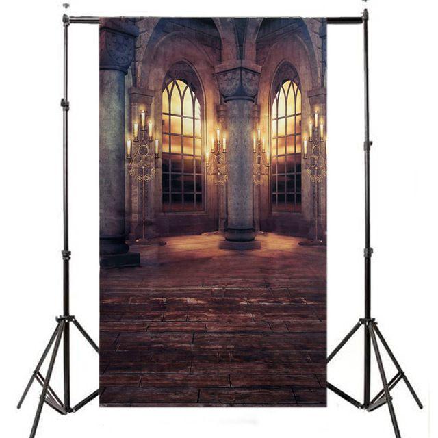 Самая низкая цена 3x5ft ретро виниловые фотостудия фон фото деревянный пол опора фон 90 x 150 см