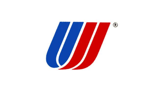 United Airlines, from the colossal catalogue of Saul Bass