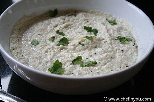 Coconut Chutney (for Idli, Dosa)