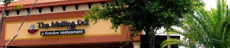 The Melting Pot of Destin - A Romantic, Fine Dining Fondue Restaurant in the Destin, FL