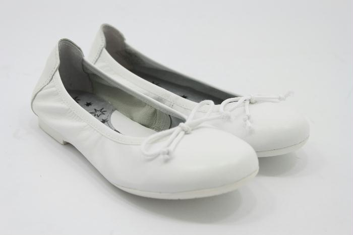 Acebos ballerina all white