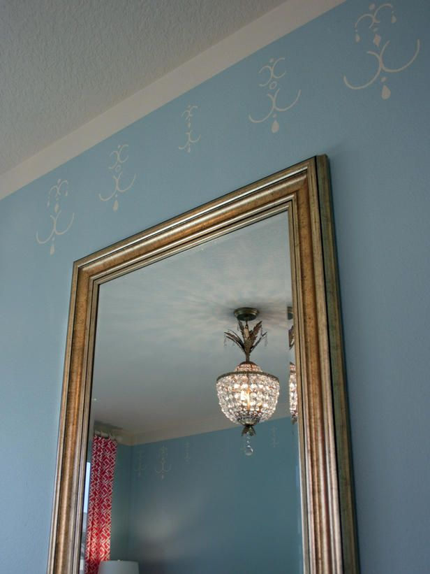painted crown molding : Kids Bedrooms, Creative Ideas, For Kids, Crown Moldings, Room Kids, Crowns Moldings, Paintings Crowns, Kids Rooms, Rooms Kids
