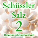 weiter zu - Schüssler Salz 2