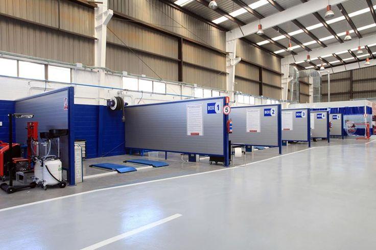 Taller mecanico Boxcarcenter | Alquiler de boxes