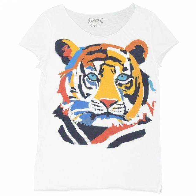 Funky Tiger - Women 2015, T-Shirts - G.KERO