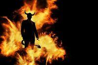 """Teufel warnt vor Überlastung der Hölle durch IS-""""Märtyrer"""" Gerhart Noll an Asyl Stop Europa 3 Std.   Überstunden sind angesagt... ;)"""